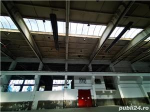 Inchiriez hala industriala Baia Mare cu pod rulant - imagine 6