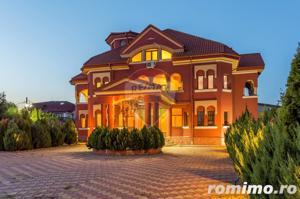 Proprietate de lux, 1100mp, pretabila rezidenta sau spatiu comercial - imagine 2