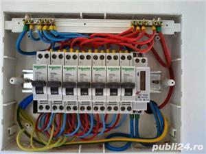 Caut Loc De Munca Ca Electrician În Afară , Sau În Țară - imagine 3