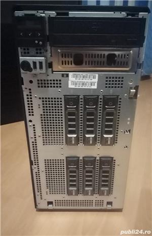 Server Dell PowerEdge T410, 2 x Xeon 5620 2,4Ghz, 32GB RAM, 6 HDD SAS - imagine 5