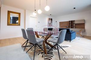 Apartament 4 camere LUX - PRIMA INCHIRIERE - HERASTRAU / AVIATIEI - imagine 2