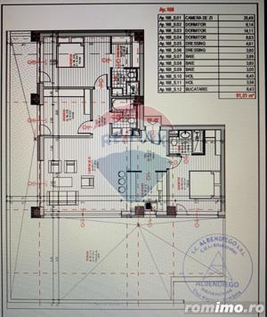 Apartament cu 4 camere de vânzare în zona Torontalului - imagine 5