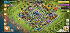 Vand cont de Clash of Clans max th 12 - imagine 2