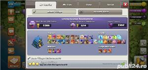 Vand cont de Clash of Clans max th 12 - imagine 1