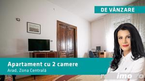 Apartament 2 camere la casă, zonă centrală - imagine 1