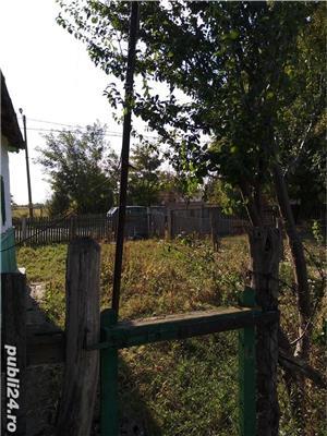 Casa cu teren Martinesti locuibila  cu 40 arii terenin curte  - imagine 10