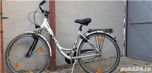 vand bicicleta Germania RIXE,  550 lei, putin folosita tel.0743099254 Timisoara - imagine 1