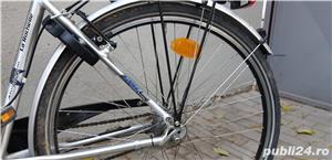vand bicicleta Germania RIXE,  550 lei, putin folosita tel.0743099254 Timisoara - imagine 3