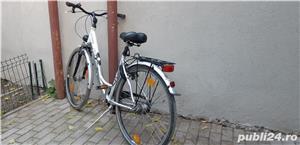 vand bicicleta Germania RIXE,  550 lei, putin folosita tel.0743099254 Timisoara - imagine 4