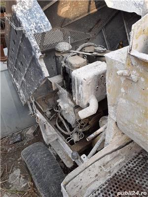Masina pompa de tencuit Putzmeister P13 - imagine 5