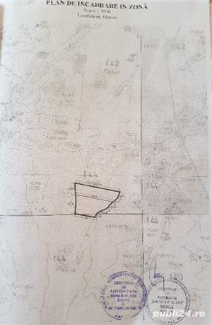 Vand teren zona Glajerie ,Rasnov, Brasov - imagine 3