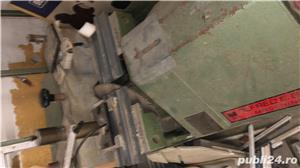 Aparat de debitat PVC si metal - imagine 1
