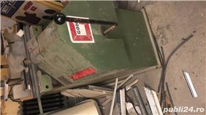 Aparat de debitat PVC si metal - imagine 5