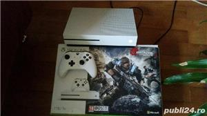 Xbox One S , 1 tb , 2 manete ,5 jocuri - imagine 2