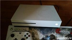 Xbox One S , 1 tb , 2 manete ,5 jocuri - imagine 3