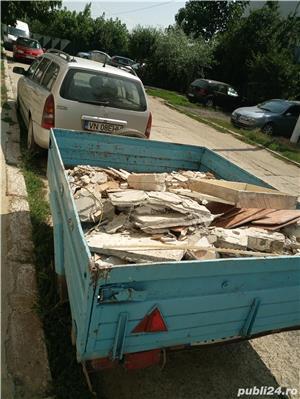 Transport marfa cu remorca 750kg - imagine 2
