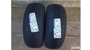 2x Anvelope iarna Noi Michelin Alpin 225/55/16 - imagine 1