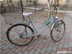 bicigleta dama in stare foarte buna - imagine 1