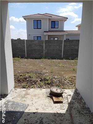 Sacalaz, casa noua unifamiliala sau duplex, constructie noua caramida la cheie cu GAZ, CURENT, apa  - imagine 9