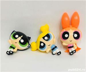 Power puff,pony,Figurine Disney printese si alte figurine - imagine 1