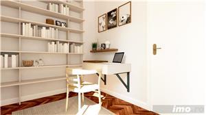 Balcescu, central, zona retrasa, 4 camere, confort lux, renovat  - imagine 3