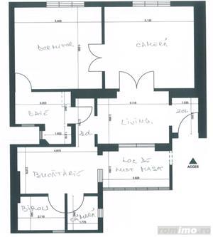 Balcescu, central, zona retrasa, 4 camere, confort lux, renovat  - imagine 20