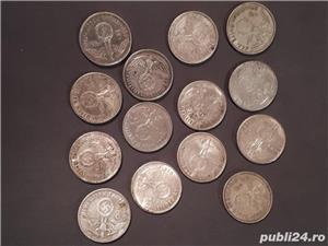 Monede argint 2 marci naziste - imagine 1