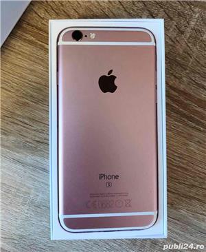 Urgent!! Vand Iphone 6s Rose Gold 16gb - stare de functionare excelenta - imagine 2