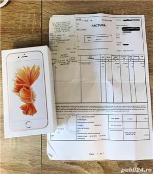 Urgent!! Vand Iphone 6s Rose Gold 16gb - stare de functionare excelenta - imagine 3