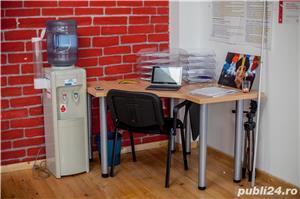 Inchiriez cu ora spațiu, prezentari, intalniri, cursuri, dans, internet - imagine 4