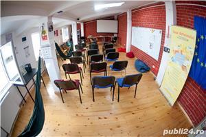 Inchiriez cu ora spațiu, prezentari, intalniri, cursuri, dans, internet - imagine 1