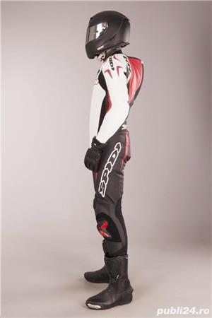 Combinezon moto Spidi Wind Pro One- nou! Costum piele - imagine 2