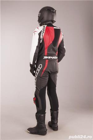 Combinezon moto Spidi Wind Pro One- nou! Costum piele - imagine 3