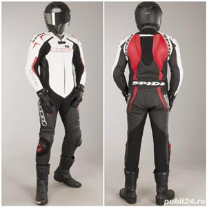 Combinezon moto Spidi Wind Pro One- nou! Costum piele - imagine 7