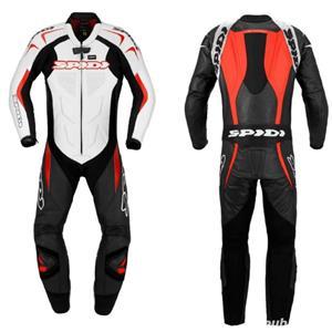 Combinezon moto Spidi Wind Pro One- nou! Costum piele - imagine 6