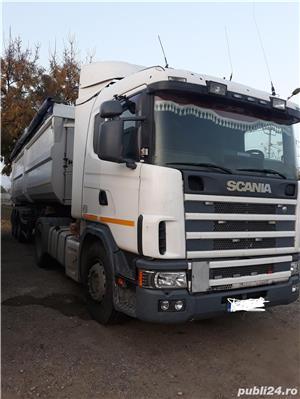 Scania 124 L - imagine 2