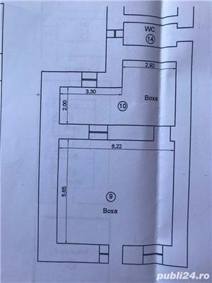 Ocazie pentru investitie!Spatiu 52 mp,Piata Traian - imagine 2