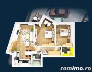 Apartament decomandat cu 3 camere | 78.4 mpu | Comision 0% - imagine 2