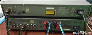 Sistem Cambridge Audio amplif A5 si cd player D100 - imagine 5