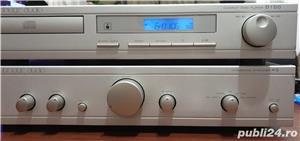 Sistem Cambridge Audio amplif A5 si cd player D100 - imagine 2