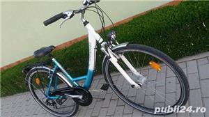 Bicicleta dama Pegasus/roti pe 28/impecabila! - imagine 2