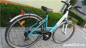 Bicicleta dama Pegasus/roti pe 28/impecabila! - imagine 3