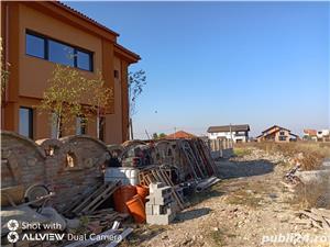 vand teren pentru casa Sacalaz la intrare in sat cartierul Europa  - tel - imagine 2