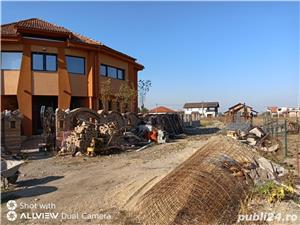 vand teren pentru casa Sacalaz la intrare in sat cartierul Europa  - tel - imagine 1