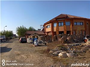 vand teren pentru casa Sacalaz la intrare in sat cartierul Europa  - tel - imagine 3