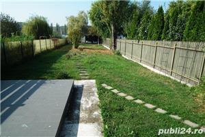 Vila 5 camere  Snagov curte 800 mp pe malul lacului - imagine 1