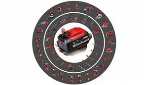 Einhell TE-HD 18 Li kit+ Kit Li-Ion 3.0Ah PowerX-Change + Bit Sds-Plus - imagine 6