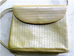 Bally geanta piele naturala - imagine 1