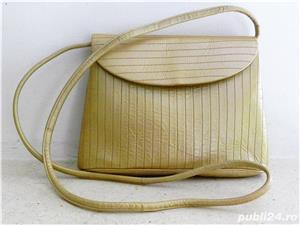 Bally geanta piele naturala - imagine 4