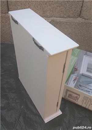 Cutie dulap cabinet suport chei cârlig agățător cuier key - imagine 5